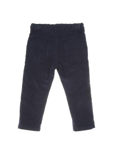 Panço Erkek Çocuk Basic Kadife Pantolon 9931150100 Lacivert